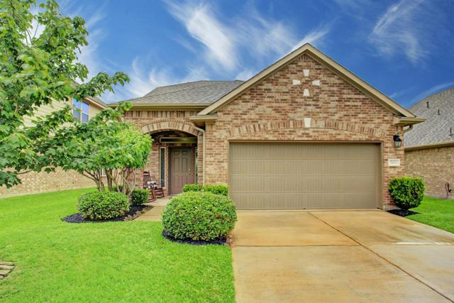 3410 Jamison Landing Drive, Pearland, TX 77581 (MLS #74467640) :: The Kevin Allen Jones Home Team