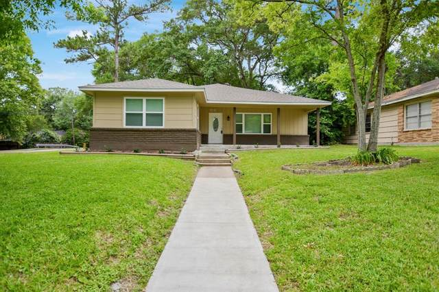 1321 Confederate Road, Houston, TX 77055 (MLS #74472074) :: Lerner Realty Solutions