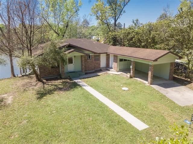 232 Hideaway Lane, Goodrich, TX 77335 (MLS #74484811) :: Homemax Properties