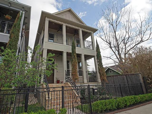 717 E 26th Street, Houston, TX 77009 (MLS #74490460) :: The Sansone Group