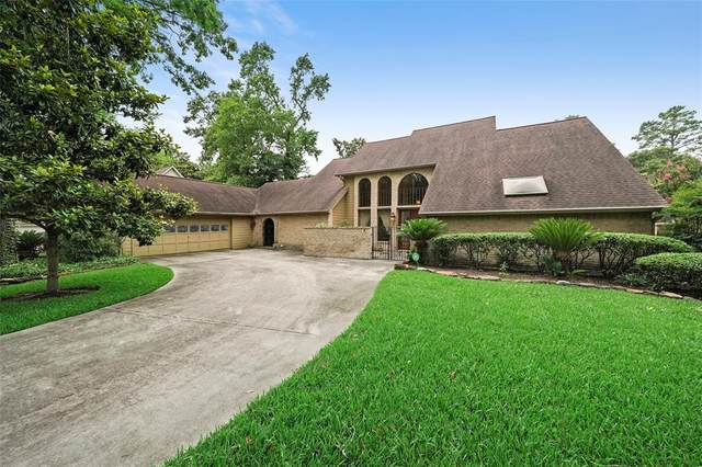 589 Brandon Road, Conroe, TX 77302 (MLS #74496000) :: The SOLD by George Team