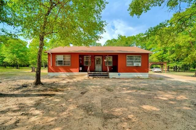 3258 Quail Lane, Madisonville, TX 77864 (MLS #7451573) :: The Bly Team