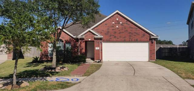 3535 Bakerswood Drive, Spring, TX 77386 (MLS #7452055) :: The Home Branch