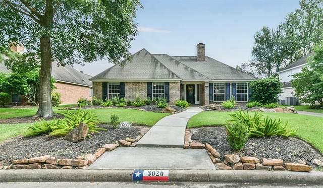 3026 Rushing Brook Drive, Kingwood, TX 77345 (MLS #74521494) :: NewHomePrograms.com LLC