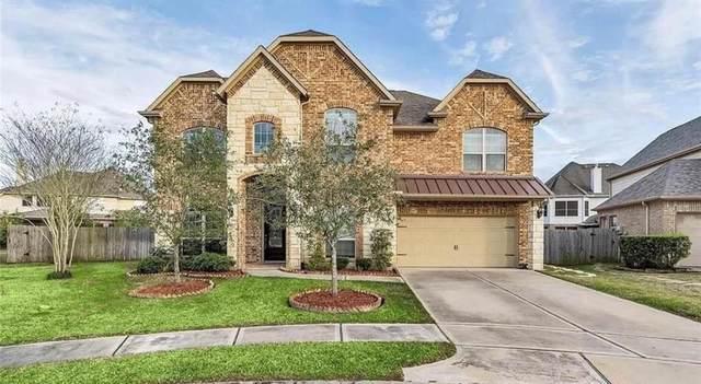 9918 Wiltshire Way, Houston, TX 77089 (MLS #74526190) :: Texas Home Shop Realty