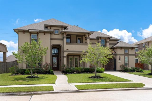 11906 Linden Walk Lane, Pearland, TX 77584 (MLS #7452732) :: Christy Buck Team