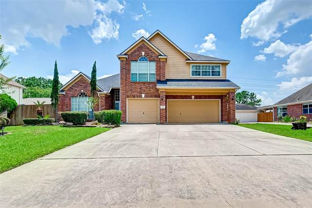 7206 Wild Violet Drive, Humble, TX 77346 (MLS #74528036) :: The Property Guys