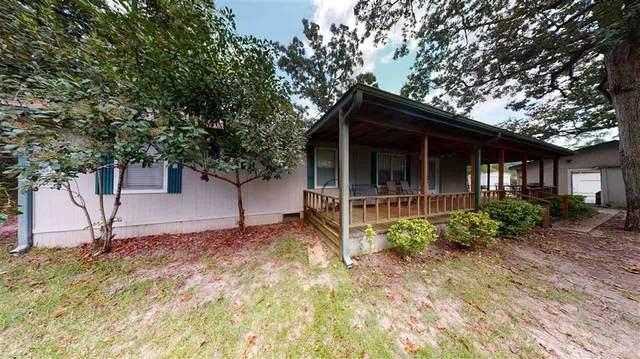 552 County Road 452, Bronson, TX 75930 (MLS #74535651) :: Guevara Backman