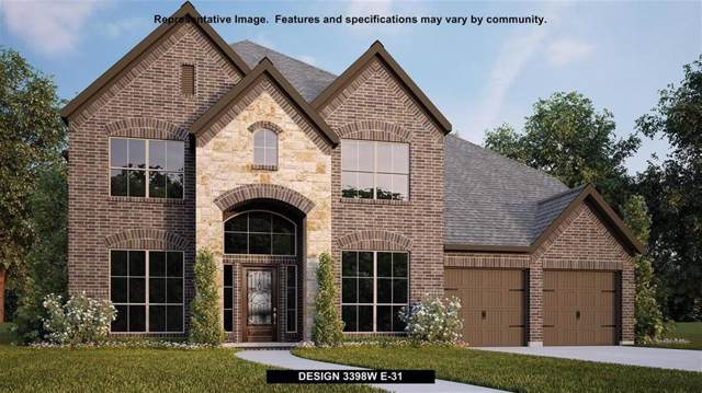 13621 Thunder Stone Lane, Pearland, TX 77584 (MLS #74539248) :: Giorgi Real Estate Group