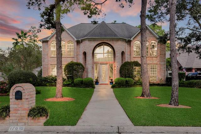 17618 Shadow Valley Drive, Spring, TX 77379 (MLS #74546005) :: The Freund Group