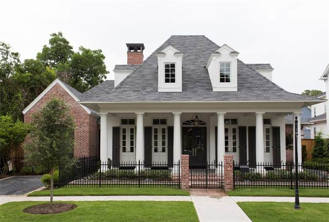 716 E 10th Street, Houston, TX 77008 (MLS #74547299) :: The SOLD by George Team