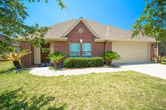 3712 Mahogany Trail, Pearland, TX 77584 (MLS #74550813) :: Texas Home Shop Realty