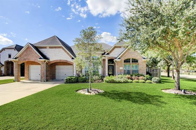 5703 Grandwood Lane, Katy, TX 77450 (MLS #74562828) :: The Freund Group