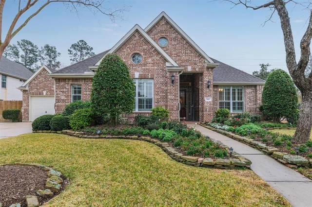 5411 Chapel Brook Drive, Houston, TX 77069 (MLS #74564671) :: The Home Branch
