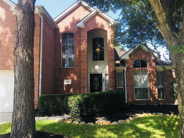 20927 Nashland Court, Spring, TX 77379 (MLS #74574768) :: Ellison Real Estate Team