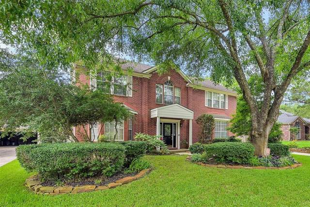 43 W Twinberry Place, The Woodlands, TX 77381 (MLS #74580075) :: The Home Branch