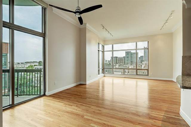2211 Briarglen Drive #705, Houston, TX 77027 (MLS #74580916) :: Lerner Realty Solutions