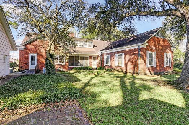 4411 Bellaire Boulevard, Bellaire, TX 77401 (MLS #7458939) :: The Freund Group