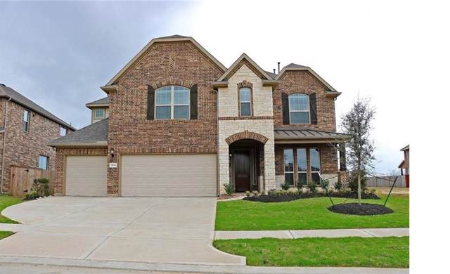 20511 Montecrest Circle, Spring, TX 77379 (MLS #74591147) :: The Heyl Group at Keller Williams