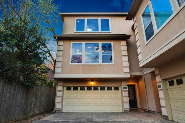 2430 Nantucket Drive D, Houston, TX 77057 (MLS #74598868) :: Texas Home Shop Realty