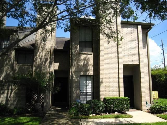 10811 Richmond Avenue #128, Houston, TX 77042 (MLS #74603164) :: Texas Home Shop Realty