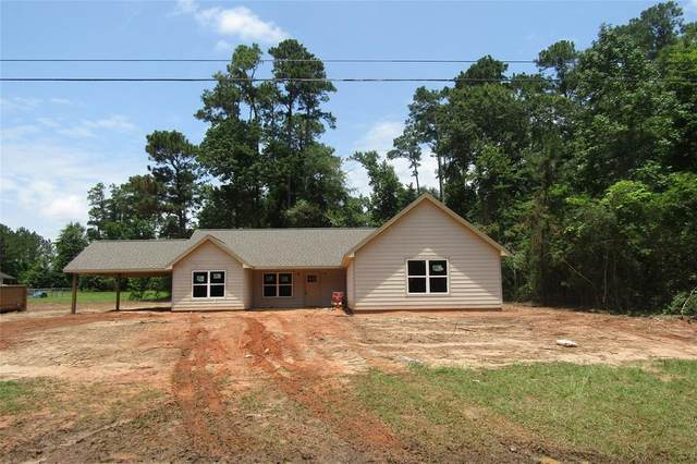 197 Wood Haven, Livingston, TX 77351 (#74603517) :: ORO Realty