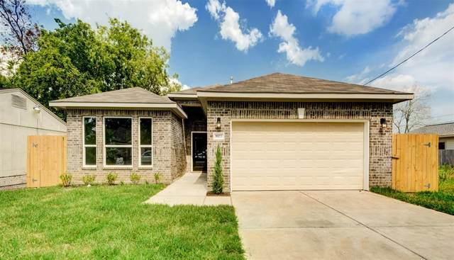 8201 Woodward Street, Houston, TX 77051 (MLS #74605422) :: Michele Harmon Team