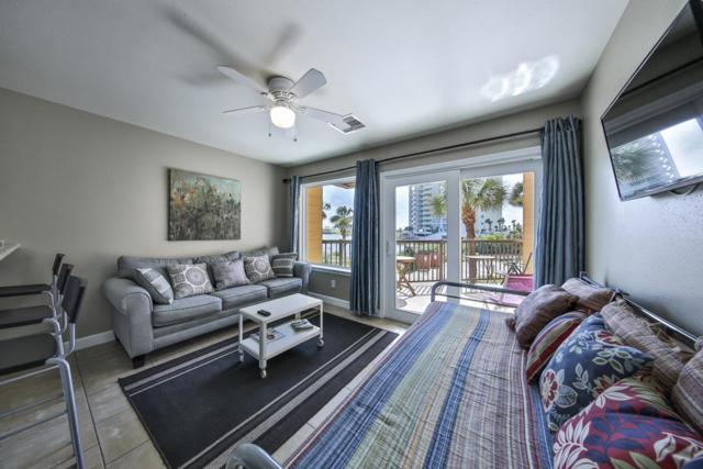 9520 Seawall Boulevard #132, Galveston, TX 77554 (MLS #74616455) :: REMAX Space Center - The Bly Team