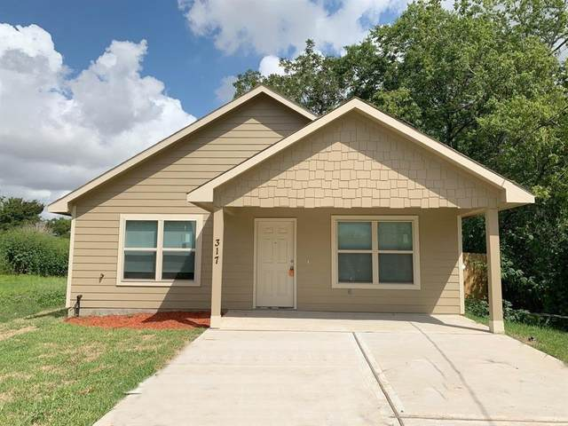 317 Bolden Street, Houston, TX 77029 (MLS #74626276) :: The Home Branch