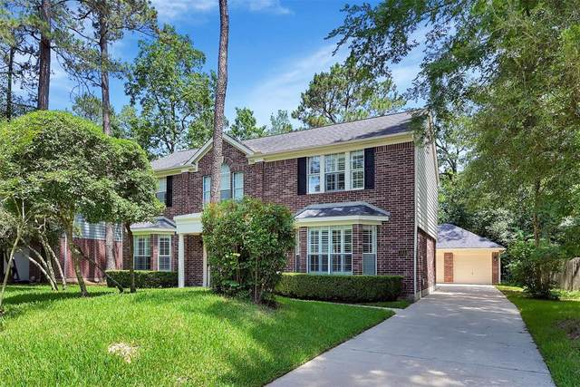 144 Eagle Rock Circle, The Woodlands, TX 77381 (MLS #74644237) :: NewHomePrograms.com