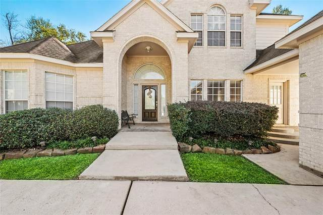 12387 Pebble View Drive, Conroe, TX 77304 (MLS #74651985) :: The Bly Team