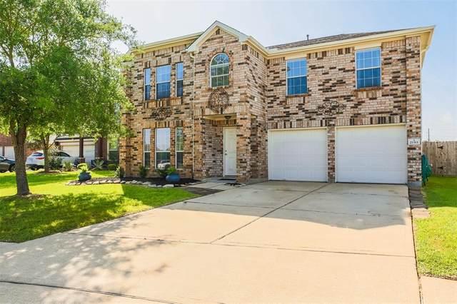 21511 Stonecross Terrace Lane, Katy, TX 77449 (MLS #7466479) :: Ellison Real Estate Team