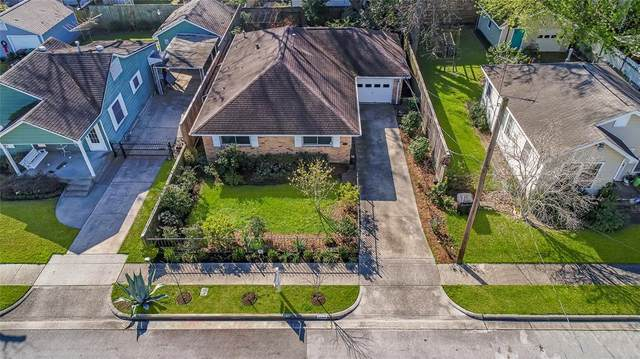 1110 E 28th Street, Houston, TX 77009 (MLS #74667700) :: The Heyl Group at Keller Williams