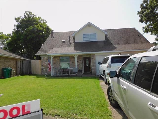3914 Thistledown Drive, Pasadena, TX 77504 (MLS #74673249) :: The SOLD by George Team