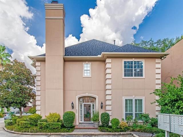5827 Augusta Court, Houston, TX 77057 (MLS #74677995) :: Texas Home Shop Realty