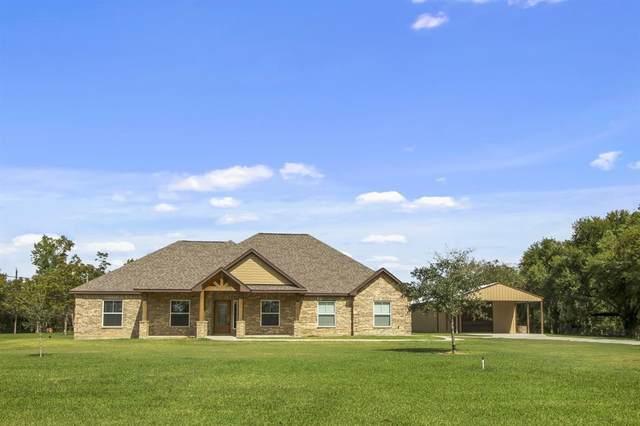 11208 Shirley Lane, Santa Fe, TX 77510 (MLS #74678912) :: Caskey Realty