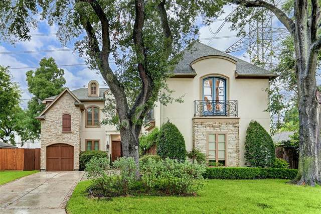 4802 Saxon Street, Bellaire, TX 77401 (MLS #74679512) :: The SOLD by George Team