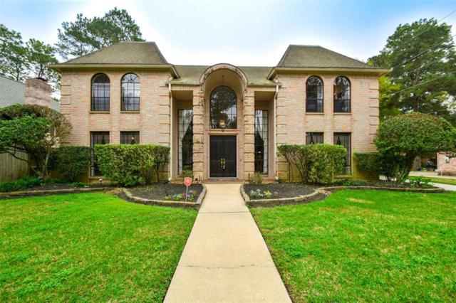 8127 Teakwood Forest Drive, Spring, TX 77379 (MLS #74686319) :: The Queen Team