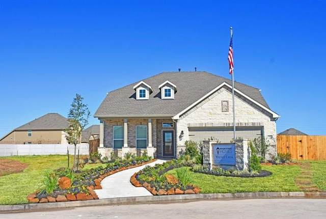 7323 Creekside Terrace Lane, Rosenberg, TX 77469 (MLS #74692688) :: Ellison Real Estate Team