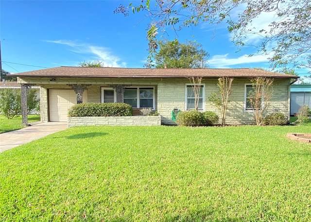 108 Bonita Avenue, Galveston, TX 77550 (MLS #74695127) :: Texas Home Shop Realty