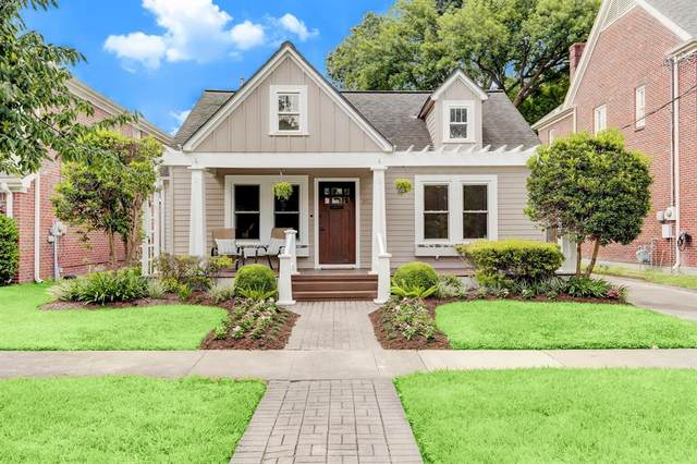 3912 Oberlin Street, West University Place, TX 77005 (MLS #74699847) :: The Bly Team