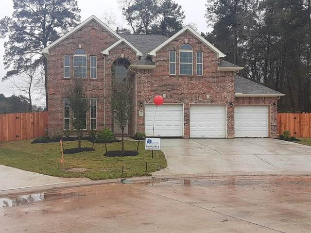 5903 Copper Lily Lane, Spring, TX 77389 (MLS #74711088) :: Ellison Real Estate Team