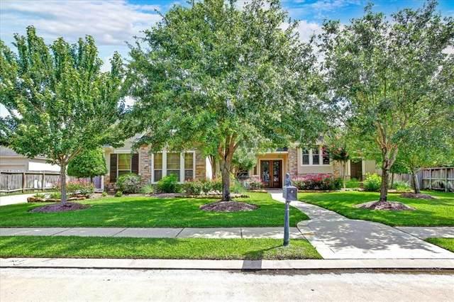 16210 Bradford Shores Drive, Cypress, TX 77433 (MLS #74716833) :: Caskey Realty