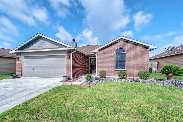 3311 Red Cedar Trail, Baytown, TX 77521 (MLS #7472022) :: Green Residential
