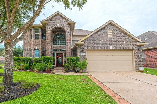 14703 E Ginger Spice Court, Cypress, TX 77433 (MLS #74733674) :: My BCS Home Real Estate Group