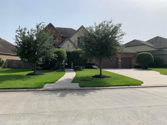 8206 Caroline Ridge Drive, Humble, TX 77396 (MLS #74737556) :: Christy Buck Team