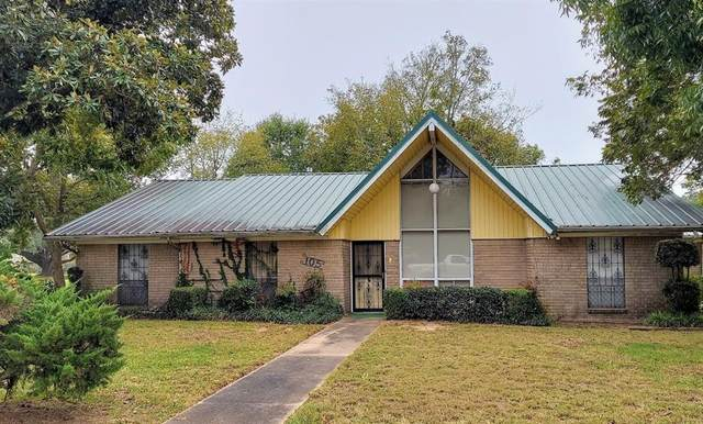 105 Elm Street, Prairie View, TX 77484 (MLS #74738206) :: The Queen Team