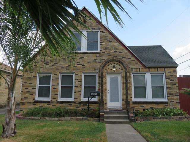 1209 Bowie Drive, Galveston, TX 77551 (MLS #74746156) :: The Bly Team