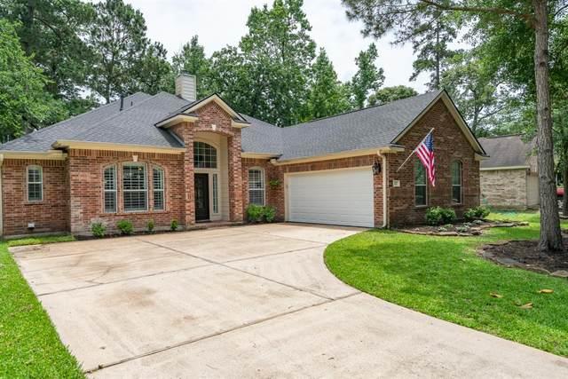22 Murmuring Creek Place, Conroe, TX 77385 (MLS #74748604) :: Caskey Realty