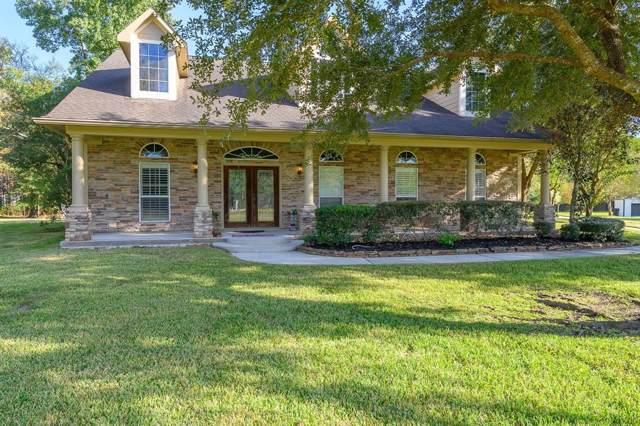 15595 Nicholas Court, Montgomery, TX 77316 (MLS #74749728) :: The SOLD by George Team